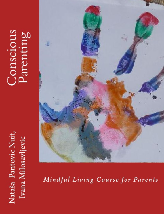 Conscious parenting book front cover