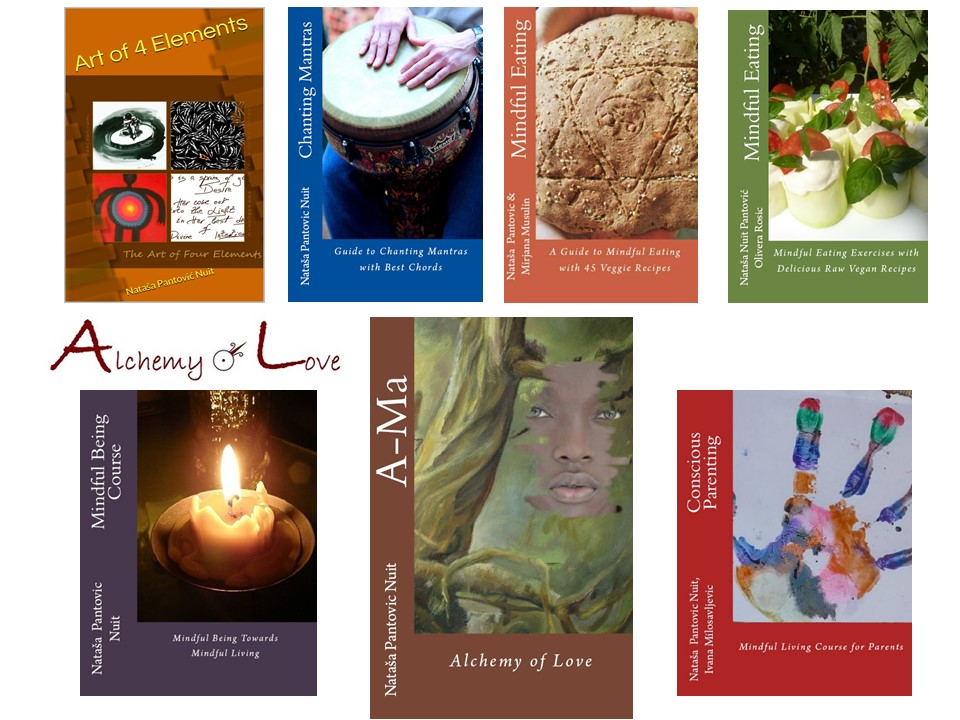 Alchemy of Love Books by Nuit