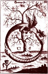 What is Alchemy Symbols signs meanings Ouroboros