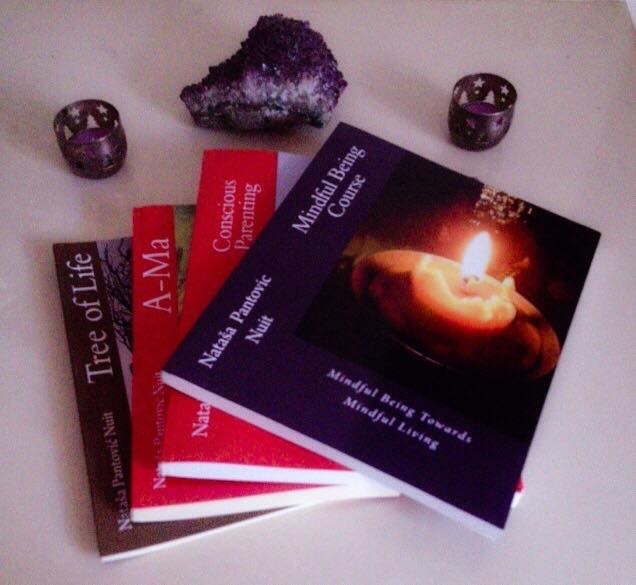 Alchemy of Love Mindfulness Training Series of Books Printed