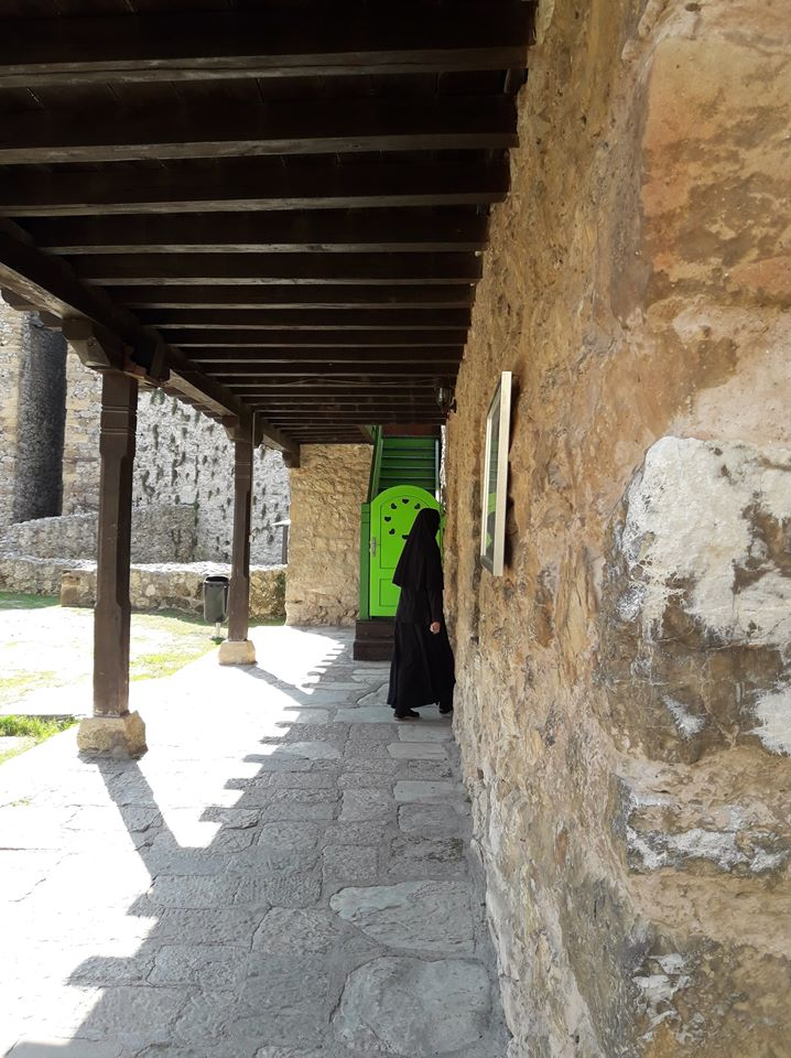 Christian Orthodox Monks Seclusion