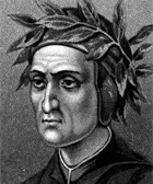 Spiritual Books: Download ebooks of gurus, sages and saints Dante Alighieri image