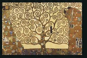 Symbols and signs: Gustav Klimt tree of life