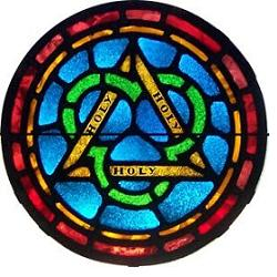 Symbols and signs: Trinity Symbol, Holy Trinity