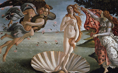 how to meditate, symbols for meditation meditationg on venus botticelli