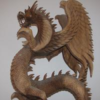 symbols and signs: animal totem dragon