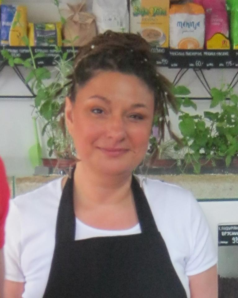 Olivera Rosic raw vegan chef interview