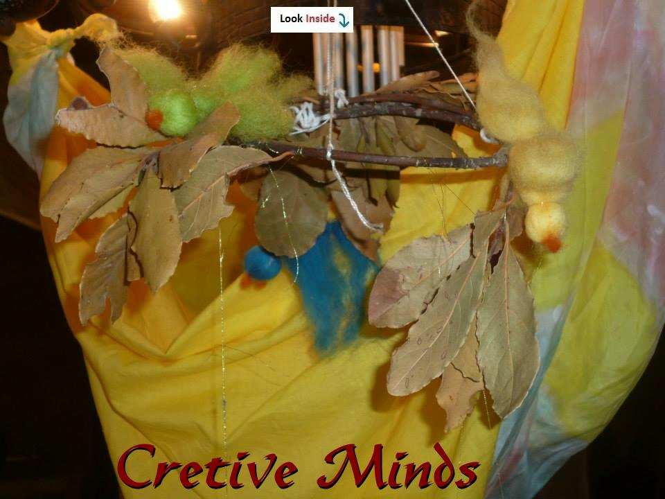 kids creative minds, creativity and free play