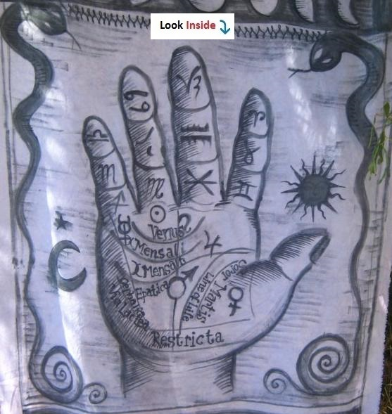 ancient mystics magic zodiac hand