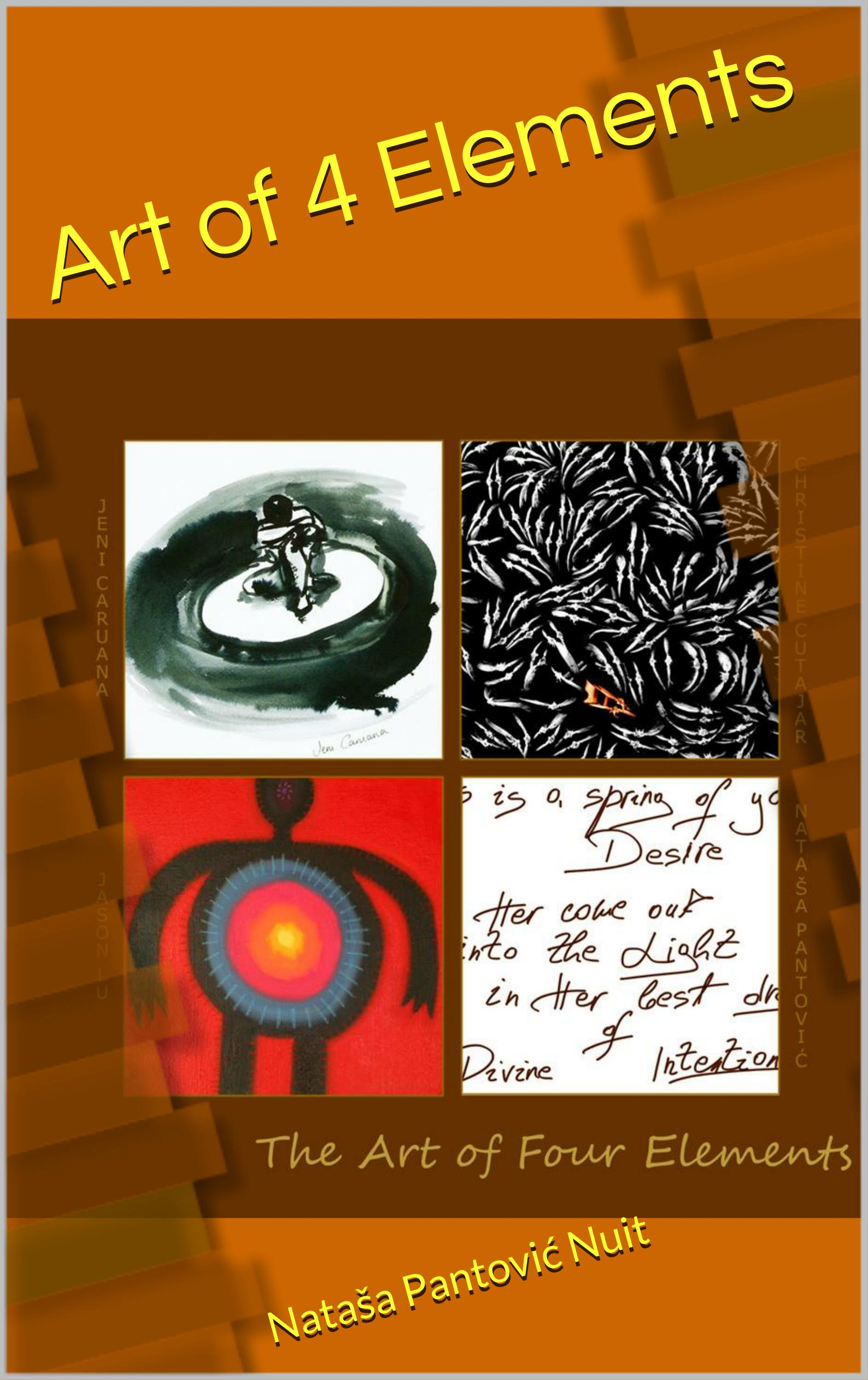 Art of 4 elements ebook cover