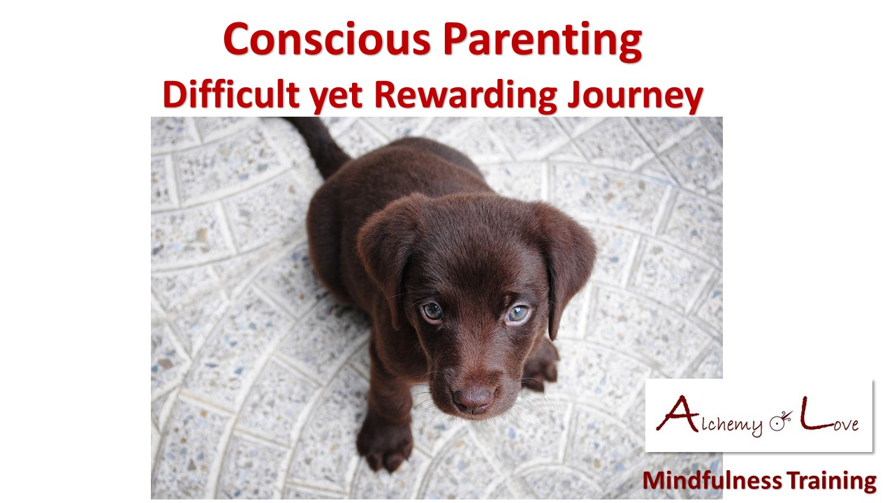 Conscious Parenting: Rhythm Intuition Freedom