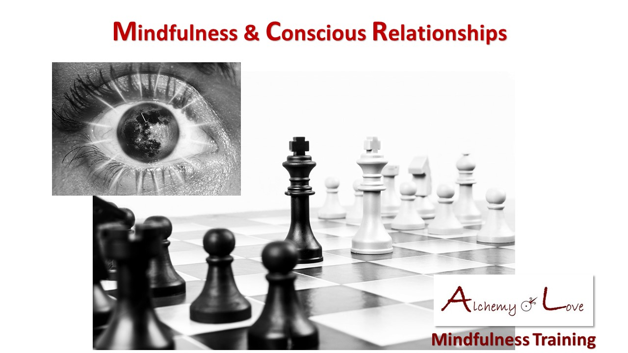 mindfulness symbols conscious relationships chess