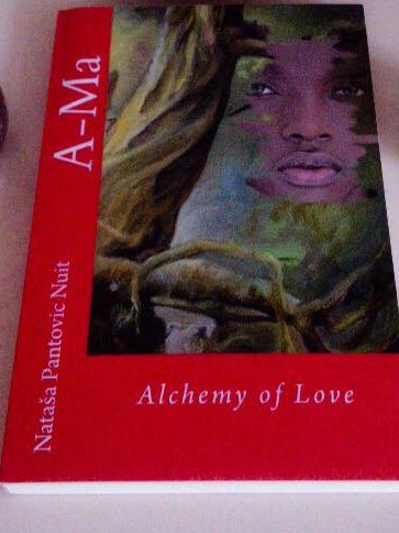 Ama Alchemy of Love Spiritual Fiction Book