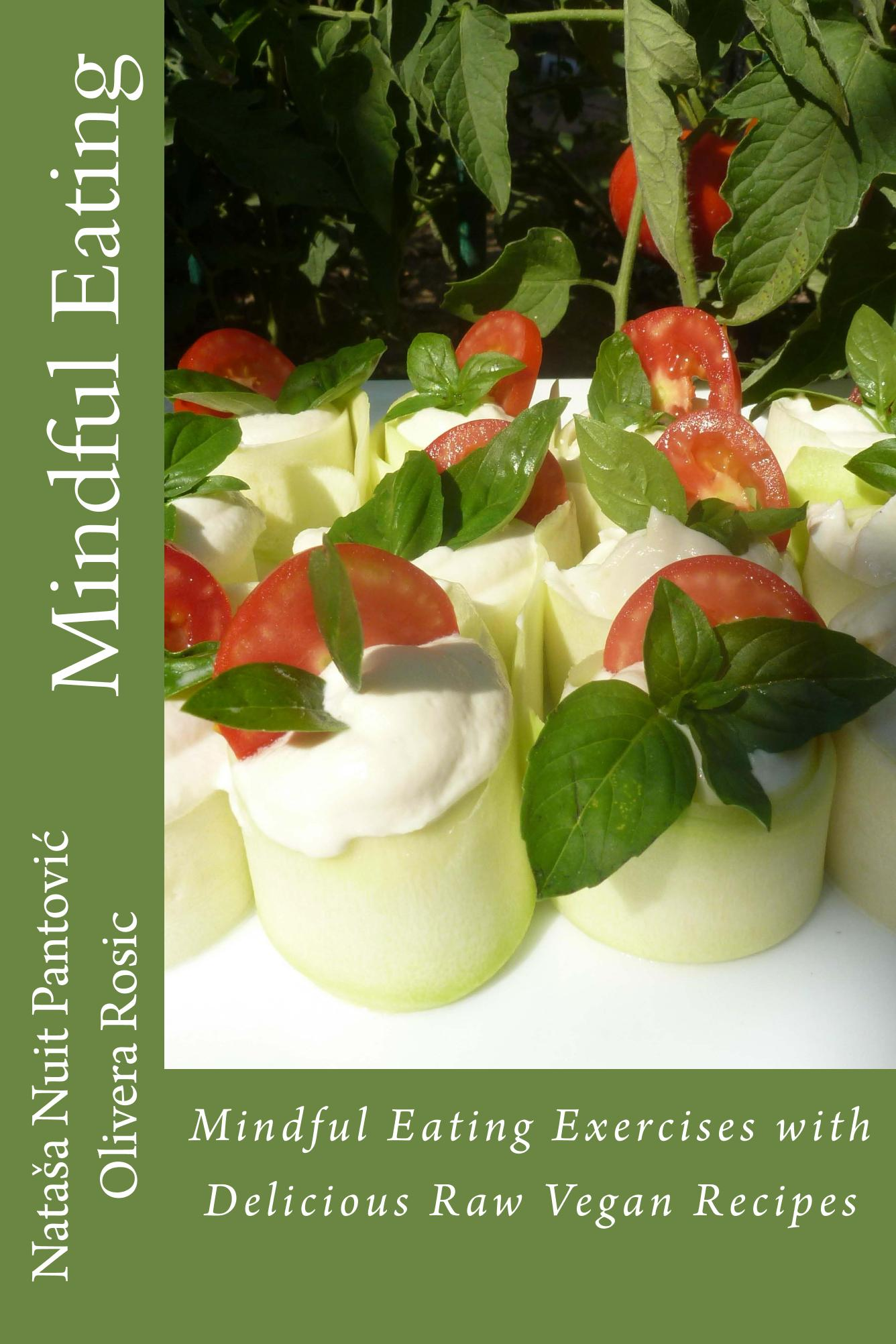 Mindful Eating Book by Natasa Pantovic and Olivera Rosic