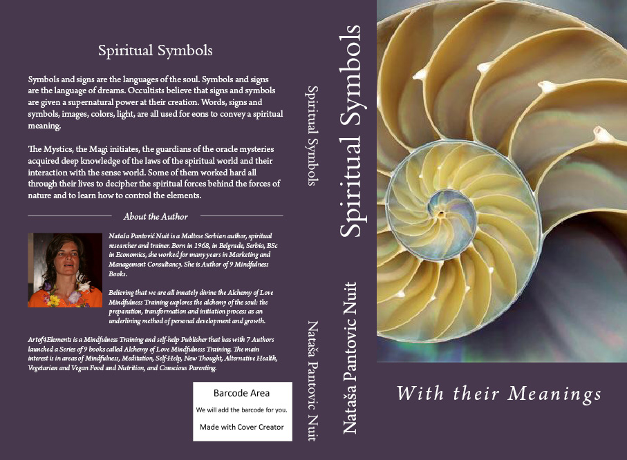 Spiritual Symbolism and their Meaning Book Cover